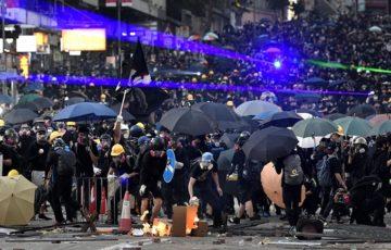 香港 逮捕 日本人大学生 批判