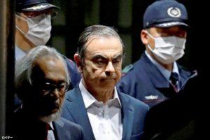 ゴーン被告,逃げた,レバノン入り,保釈中,逃亡