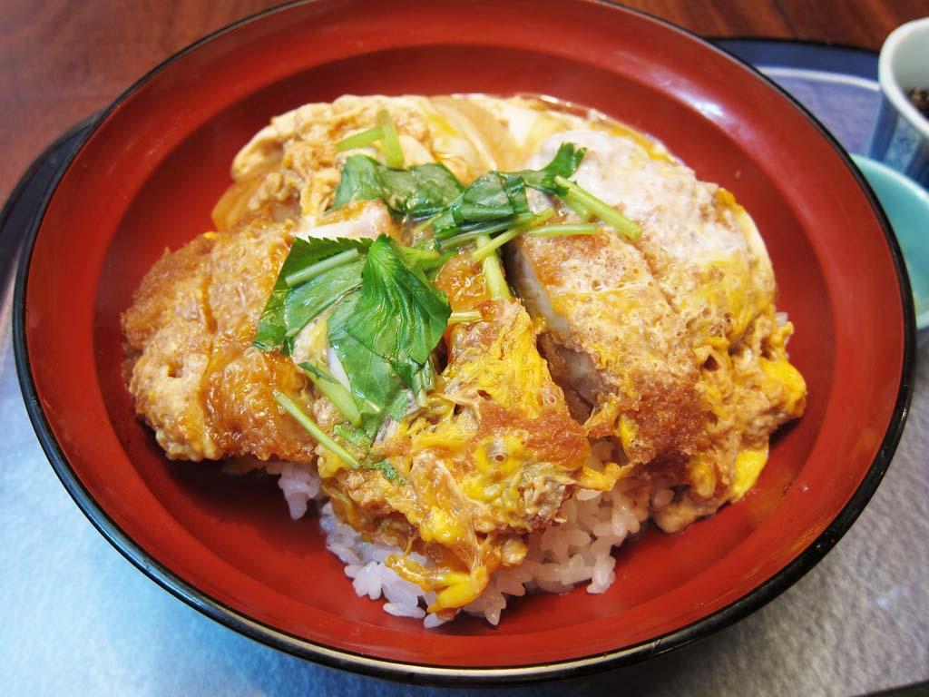 孤独のグルメ,三ノ輪,やよい,カツ丼,冷やし麻婆麺