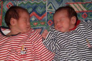 ローランド,双子の妹