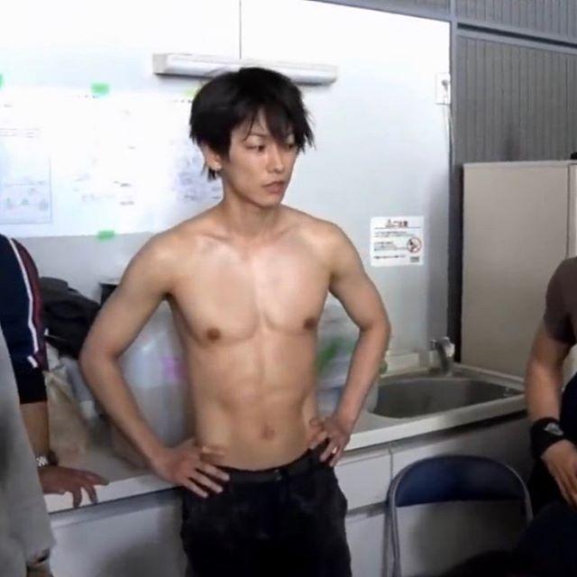 佐藤健,筋肉