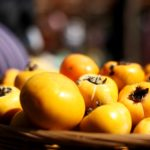 柿,栄養,カリウム
