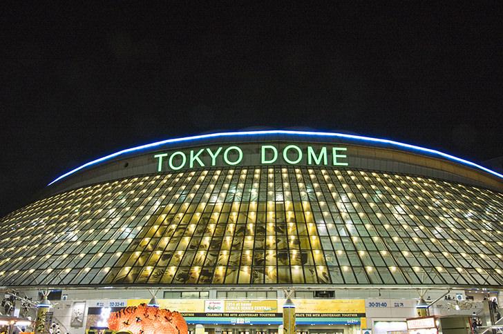 東京ドーム,感染リスク実証実験,日程,いつ