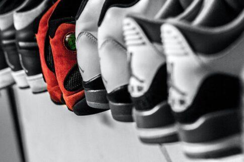 渡辺翔太,スニーカー,靴